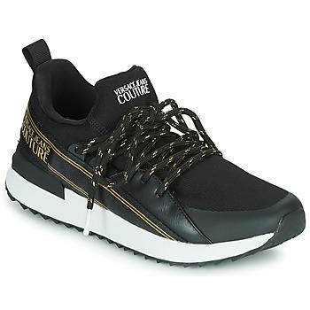鞋子 女士 球鞋基本款 Versace Jeans VZASG1 黑色