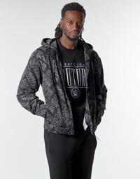 衣服 男士 卫衣 Versace Jeans B7GZB707 黑色