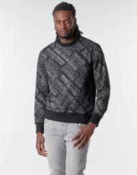 衣服 男士 卫衣 Versace Jeans B7GZB7F5 黑色