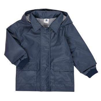 衣服 儿童 棉衣 Petit Bateau 小帆船 FETE 海蓝色