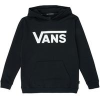 衣服 儿童 卫衣 Vans 范斯 VANS CLASSIC PO 黑色