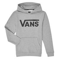 衣服 儿童 卫衣 Vans 范斯 VANS CLASSIC PO 灰色