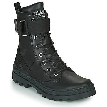 鞋子 女士 短筒靴 Palladium 帕拉丁 PALLABOSSE TACT STL 黑色