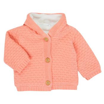 衣服 女孩 羊毛开衫 Noukie's Z050003 玫瑰色