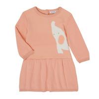 衣服 女孩 短裙 Noukie's Z050082 玫瑰色