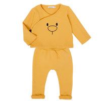 衣服 女孩 女士套装 Noukie's Z050377 黄色