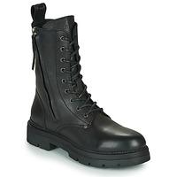 鞋子 女士 短筒靴 Replay PAMELA STANDING 黑色