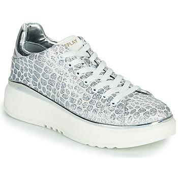 鞋子 女士 球鞋基本款 Replay ULTRA NACHT 白色 / 灰色