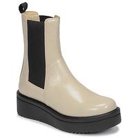 鞋子 女士 短筒靴 Vagabond TARA 米色