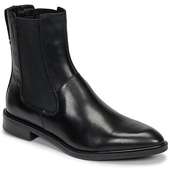 鞋子 女士 短筒靴 Vagabond FRANCES 黑色