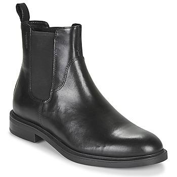 鞋子 女士 短筒靴 Vagabond AMINA 黑色