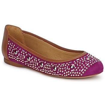 鞋子 女士 平底鞋 Zinda ROMY 紫罗兰