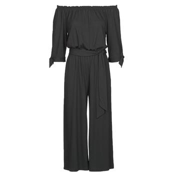 衣服 女士 连体衣/连体裤 Lauren Ralph Lauren VANDRIN 黑色