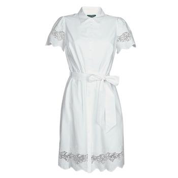 衣服 女士 短裙 Lauren Ralph Lauren DORTHIA 白色