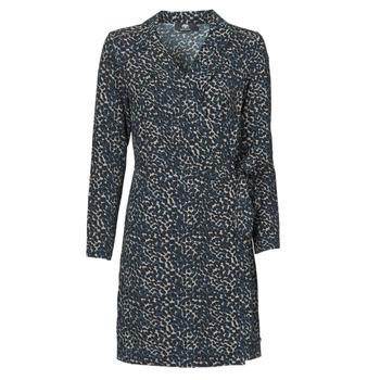 衣服 女士 短裙 Le Temps des Cerises LEANE 蓝色