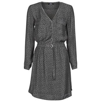衣服 女士 短裙 Le Temps des Cerises RABA 灰色 / 黑色