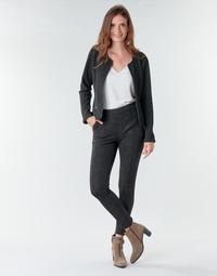 衣服 女士 多口袋裤子 Le Temps des Cerises BIEBER 黑色
