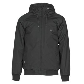 衣服 男士 夹克 Volcom HERNAN 5K JACKET 黑色