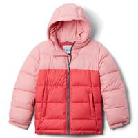衣服 女孩 羽绒服 Columbia 哥伦比亚 PIKE LAKE JACKET 玫瑰色
