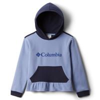 衣服 女孩 卫衣 Columbia 哥伦比亚 COLUMBIA PARK HOODIE 蓝色