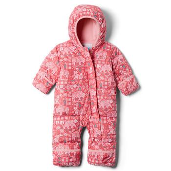 衣服 女孩 羽绒服 Columbia 哥伦比亚 SNUGGLY BUNNY 玫瑰色