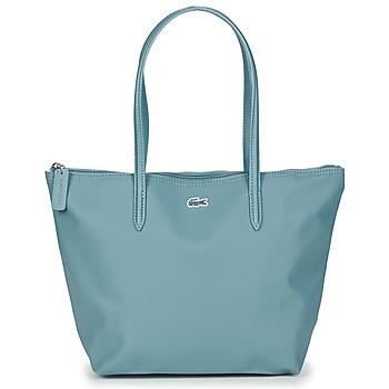 包 女士 购物袋 Lacoste L.12.12 CONCEPT S 蓝色