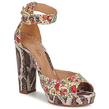 鞋子 女士 凉鞋 Maloles PIRIPI Multi