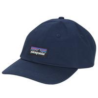 纺织配件 男士 鸭舌帽 Patagonia 巴塔哥尼亚 P-6 LABEL TRAD CAP 海蓝色