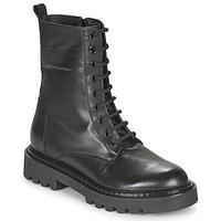 鞋子 女士 短筒靴 Tosca Blu SF2028S547-C99 黑色