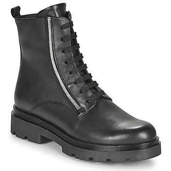 鞋子 女士 短筒靴 Tosca Blu SF2024S470-C99 黑色