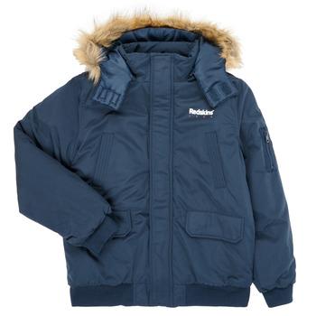 衣服 男孩 夹克 Redskins JKT-480400 海蓝色