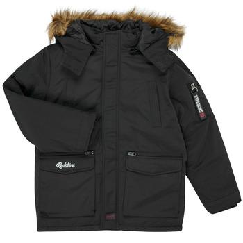 衣服 男孩 棉衣 Redskins REF-48105 黑色