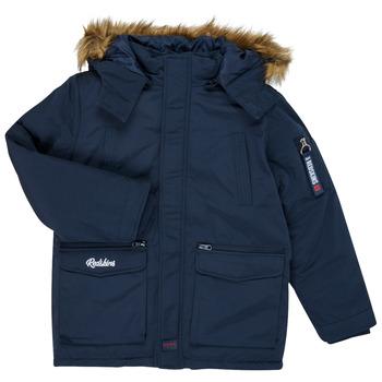 衣服 男孩 棉衣 Redskins REF-48105 海蓝色