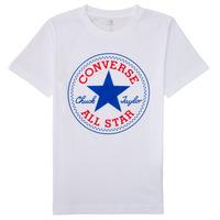 衣服 男孩 短袖体恤 Converse 匡威 966500 白色
