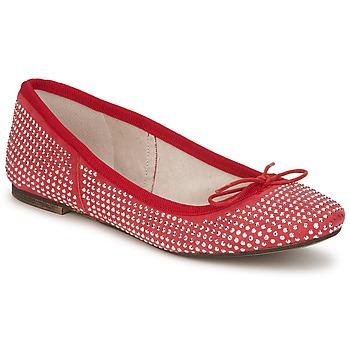 鞋子 女士 平底鞋 Meline BALDE ROCK 紅色