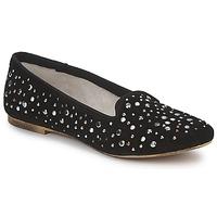 鞋子 女士 皮便鞋 Meline ALTINO 黑色