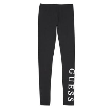 衣服 女孩 紧身裤 Guess J94B16-K82K0-JBLK 黑色