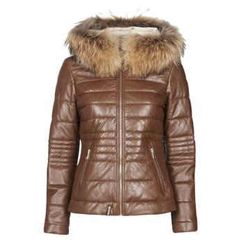 衣服 女士 羽绒服 Oakwood JELLY 棕色