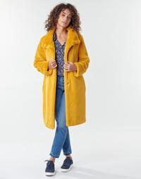 衣服 女士 大衣 S.Oliver 05-009-52 黄色