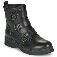 鞋子 女士 短筒靴 Spot on  黑色
