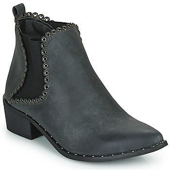 鞋子 女士 短靴 Spot on  黑色