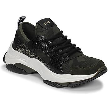 鞋子 女士 球鞋基本款 Steve Madden 史蒂夫·马登 AJAX 卡其色