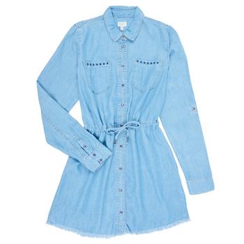 衣服 女孩 短裙 Pepe jeans ZOEY 蓝色