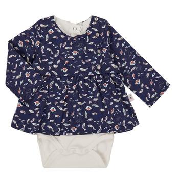 衣服 女孩 女士上衣/罩衫 伊莎堡 9R60002-04-C 海蓝色