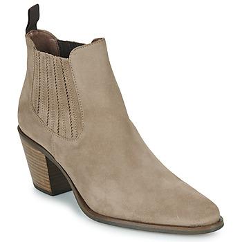 鞋子 女士 短靴 MURATTI Reseda 灰褐色