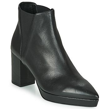 鞋子 女士 短靴 Castaner OSKA 黑色