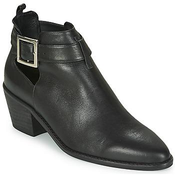 鞋子 女士 短靴 Castaner GIGI 黑色