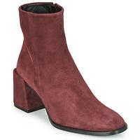 鞋子 女士 短靴 Castaner IRIS 波尔多红