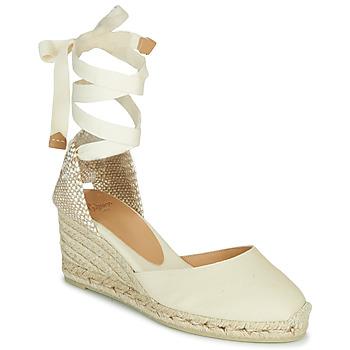 鞋子 女士 凉鞋 Castaner CARINA 象牙色
