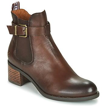 鞋子 女士 短靴 MAM'ZELLE LOPEZ 棕色